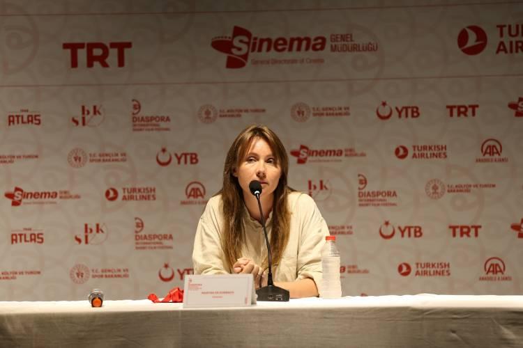 Diaspora Uluslararası Kısa Film Festivali başladı
