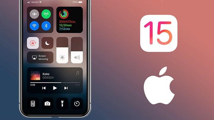 Apple iOS 15.1 beta 2 Sürümü Yayınladı