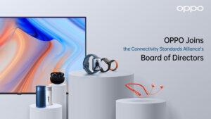 Teknoloji Devi Oppo, CSA'da Yer Alacağını Açıkladı.