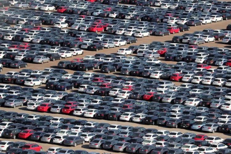 Temmuzda taşıt sayısı arttı