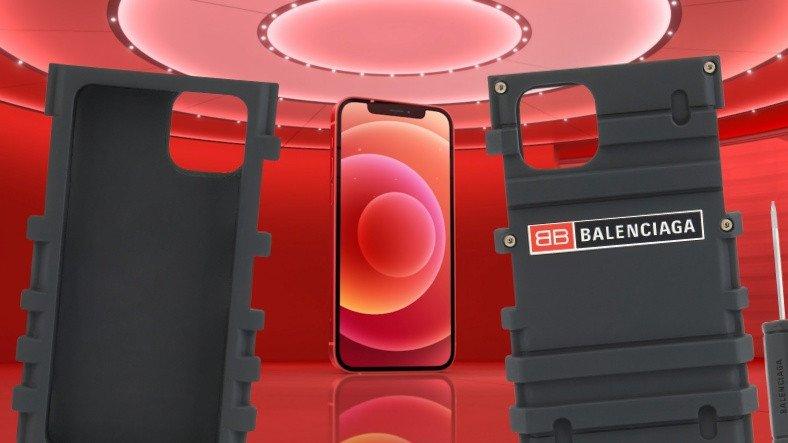 Balenciaga'dan İlginç iPhone 12 Kılıfı