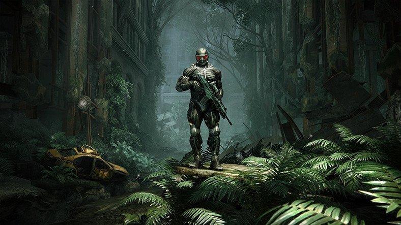 Crysis Remastered Trilogy'den Yeni Fragman Geldi