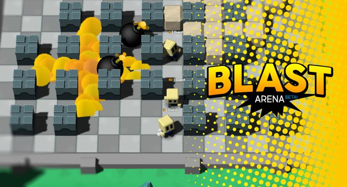 8. Blast Arena