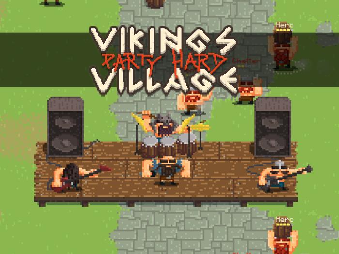 12. VikingsVillage: Party Hard