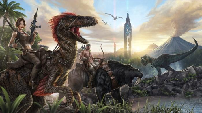 7. Ark: Survival Evolved
