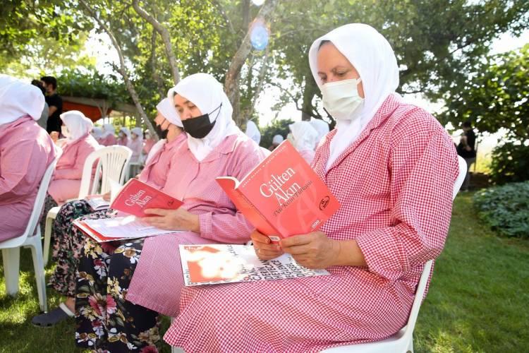 Bursalı kadınlardan üreticilere mola