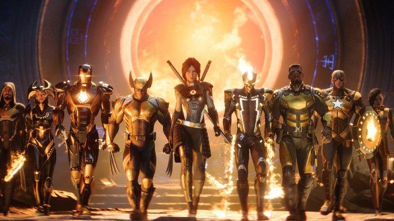 Marvel'ın Yeni Oyunu 'Midnight Suns' Duyuruldu