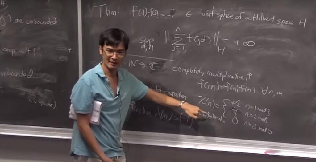 Matematiğin 230 IQ'lu dahisi Avustralyalı