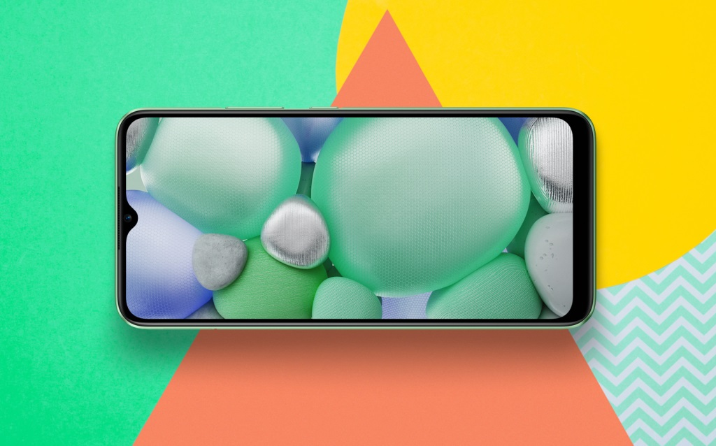 Realme UI 3.0 Android 12 Piyasaya Sürüldü