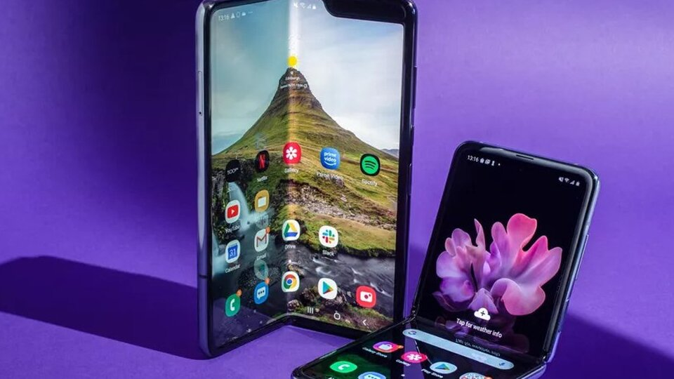 Samsung Katlanabilir Telefonlara Yeni Özellik Geliyor.