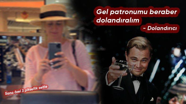 Türkleri Dolandırıcılığa Davet Eden E-postalar Dolaşımda