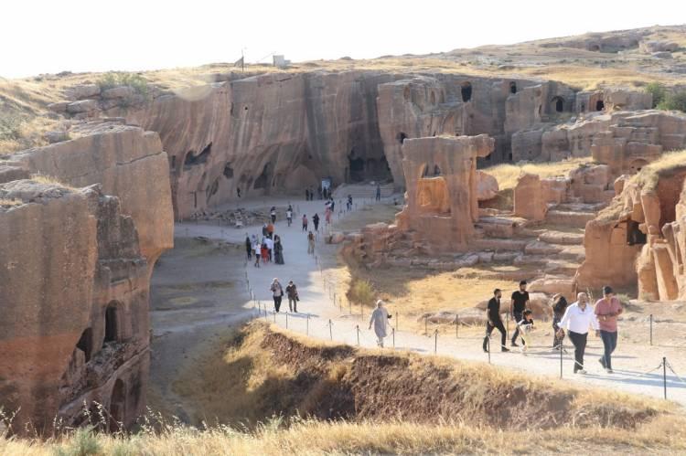 2 bin 300 yıllık Antik Dara'ya turist ünitesi